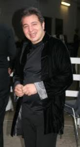 Turkish pianist and composer Fazil Say