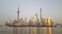 The Bund, aka Waitan. The most stunning waterfront I have ever seen.